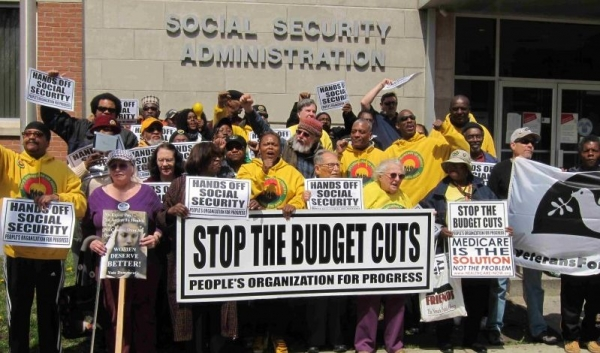 Social Security Has No Place In Budget Discussions