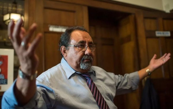 Representative Raúl Grijalva, co-chair of the Congressional Progressive Caucus.